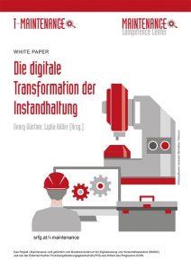 dankl+partner, Messfeld, Salzburg Research, Instandhaltung, Instandhaltung 4.0, Maintenance, Digital Twins, Predictive, White_Paper_Cover_die_digitale_transformation_der_instandhaltung