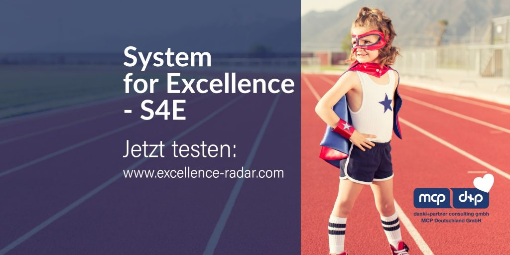 System for Excellence, S4E, dankl, OEE, best practice, Leistung, Performance, Optimierung, Instandhaltung, Asset Management