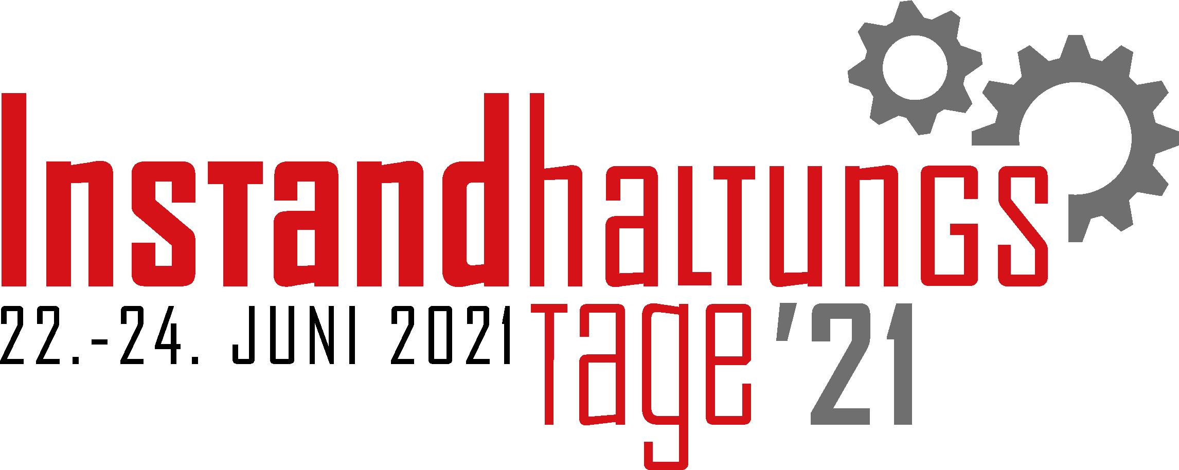 Instandhaltungstage 2021 Logo